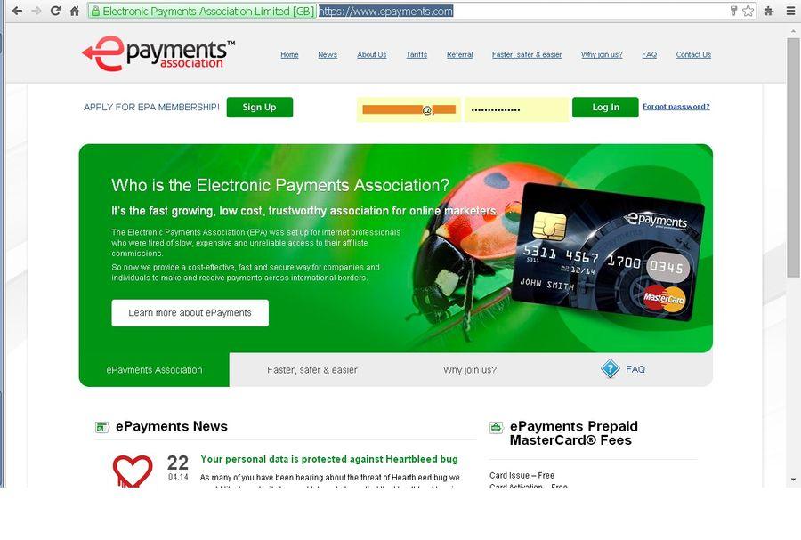 Вывод Webmoney через ePayments